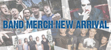 A DAY TO REMEMBER、MARILYN MANSON、PARKWAY DRIVE、SLEEPING WITH SIRENSなど人気アーティストアイテムが一斉新入荷!