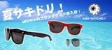 MISHKA大人気サングラスシリーズ&目玉ピンバッヂが登場!更にSANTA CRUZ、FAMOUS STARS AND STARPSから新作入荷!