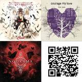 【IN THIS MOMENT、COURAGE MY LOVE、NODRAMA】着うたフル・ランキング&DJ's Pick Up を更新!