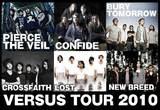 ついにあと1ヵ月と迫る!VERSUS TOUR 2010!!