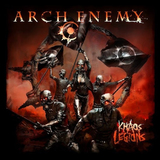 ARCH ENEMY、ロックうた王国フルにてニューアルバム『Khaos Legions』より着うたフル独占先行配信開始!