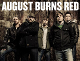 AUGUST BURNS RED特設ページをアップしました!