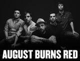 メタルコア・シーン最重要バンド、AUGUST BURNS REDのインタビュー含む特設ページ公開!ニュー・アルバム国内盤の激レアTシャツ付バンドルもGEKIROCK CLOTHINGにて限定販売開始!
