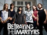 パリ産メタルコア・バンドBETRAYING THE MARTYRS、「Because Of You」のリリック・ビデオを公開!ドラマティックに展開する楽曲は必聴!