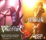 【プレゼント有り!】BULLET FOR MY VALENTINE Japan Tour Specialアップ!