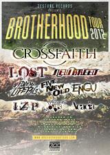 "ZESTONE RECORDS presents ""BROTHERHOOD TOUR 2012""第1弾アーティスト&詳細発表!"
