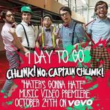 CHUNK! NO,CAPTAIN CHUNK!、4月にリリースしたニュー・アルバム『Pardon My French』より、「Haters Gonna Hate」のMVを本日公開!