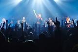 実力派ガールズ・バンドCyntia、ガールズ・バンド初の配信限定ライヴ・アルバムを12/28にリリース決定!来年4月に東名阪ツアー開催も発表!