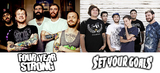 FOUR YEAR STRONG × SET YOUR GOALS、カップリングツアーで来日決定!