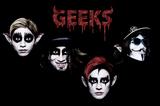 GEEKS、10/16に今年2作目となるニュー・アルバム『PEDAGOGUE』をリリースすることを発表!併せて全国ツアーも決定!
