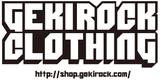 遂に明日、渋谷にGEKIROCK CLOTHING SHOPがオープン!