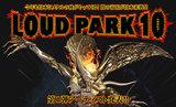 今年も日本にメタルの秋がやってくる!LOUD PARK 10第一弾発表!