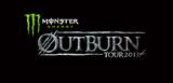 """""""MONSTER ENERGY OUTBURN TOUR 2013""""ヘッドライナーにcoldrain、SiMが決定!ツアーのトレイラーも公開に!!"""