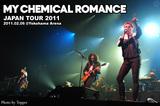 MY CHEMICAL ROMANCE Japan Tour 2011 ライヴレポートをアップ!