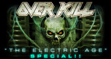 NYスラッシャーの帝王、OVERKILLの2年ぶり16作目のアルバム『The Electric Age』特集を公開!