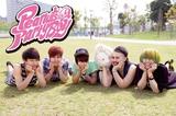 CHUNK! NO, CAPTAIN CHUNK!のジャパン・ツアーにも参加するモッシュできるアイドルPEANUTS FOR A PARTY BOY、可愛いリリック・ビデオ&歌詞付きライヴ・クリップ公開!