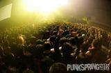 PUNKSPRING 2012ライヴレポートをアップしました!