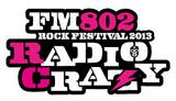 "SiM、Fear, and Loathing in Las Vegas、AA=らが出演する大阪""RADIO CRAZY""、タイムテーブル発表!"