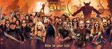ヘヴィ・メタル・シーンのゴッドファーザー、Ronnie James Dioのトリビュート・アルバム完成!METALLICA、Rob Halford、MOTORHEAD、Corey Taylor、KsEなど豪華アーティスト参加!