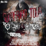 SUMERUAN TOUR 2013に、HER NAME IN BLOOD、CRYSTAL LAKEが出演決定!