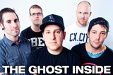THE GHOST INSIDE、ニュー・アルバム制作のためレコーディングの準備を開始!