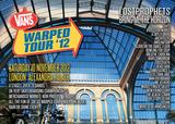 CROSSFAITHが11月に行われるVANS WARPED TOUR UKに出演決定!