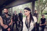WITHIN TEMPTATION、1/22にリリースするスタジオ・アルバム『HYDRA』の第2弾メイキング映像公開!