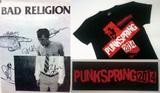 """""""PUNKSPRING 2014""""いよいよ来月開幕!ヘッドライナーのBAD RELIGIONのサイン入りポスターなどが当たるスペシャルTwitterキャンペーンがスタート!"""