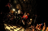 "SHANK、全国ツアー""Baitfish Attitude TOUR 2014""の4月公演のゲスト・バンド発表!ROTTENGRAFFTY、HEY-SMITH、BUZZ THE BEARS、UZUMAKIら出演決定!"