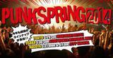 """""""PUNKSPRING 2014""""、名古屋公演の開場/開演時間変更とタイムテーブルの変更を発表"""