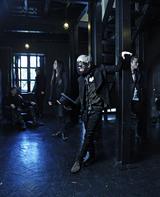 DIR EN GREY京(Vo)の新プロジェクトsukekiyo、新たなアーティスト写真とアルバムのジャケット写真解禁!初単独公演も決定!