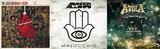 【明日の注目のリリース】THE USED、ABANDON ALL SHIPS、ATTILAの3タイトル!