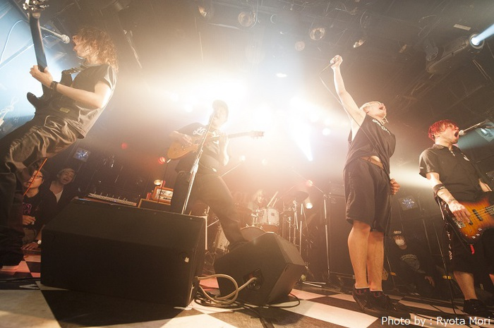 ANGRY FROG REBIRTH、6月からの9大都市ツアーにCRYSTAL LAKE、3LDK、a crowd of rebellion、彼女 in the display、ヒステリックパニックら出演決定!