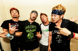 "GOOD4NOTHING、現在敢行中のツアー""Four voices tour 2014""にHEY-SMITH、HAWAIIAN6、OVER ARM THROWらのゲスト出演が決定!"
