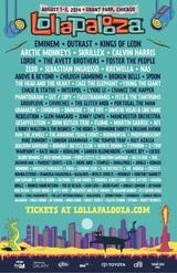 "SKRILLEX、KREWELLA、EMINEMらが出演する""Lollapalooza 2014""、Red Bull TVにてライヴ・ストリーミング決定!"
