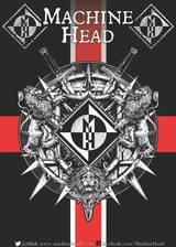 MACHINE HEAD、4/19のRECORD STORE DAYにリリースするニュー・シングル『Killers & Kings』のCM動画を公開!