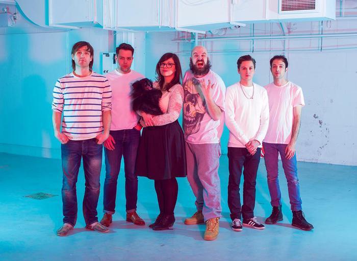 カナダ出身の新世代ハードコア・パンク・バンドFUCKED UP、6/25にリリースするニュー・アルバム『Glass Boys』より「Sun Glass」のMVを公開!全曲試聴も実施中!