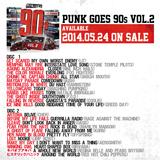 激ロック×TRIPLE VISION×タワレコ渋谷店 presents『Punk Goes 90s Vol.2』リリース・イベントが7/26(土)に開催決定!MAKE MY DAY、BEFORE MY LIFE FAILS出演!