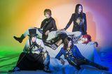 摩天楼オペラ、7/23にリリースするニュー・シングル『隣に座る太陽』の音源&ジャケット&最新アーティスト写真を公開!