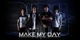 MAKE MY DAY、1,000RT達成につき1stフル・アルバム『Relentless』全曲試聴映像を公開!