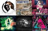 【明日の注目のリリース】RISE AGAINST、PENNYWISE、ヒステリックパニック、FABLED NUMBER、PREPARED LIKE A BRIDE、トライアンパサンディの6タイトル!