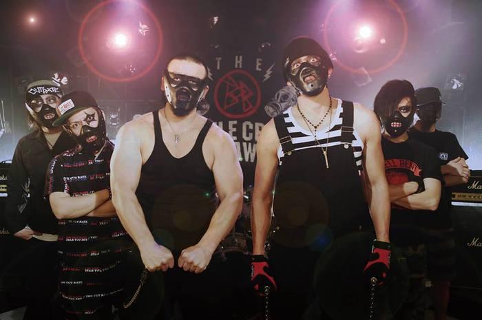 未来から来た謎の覆面メタル・バンドTHE BATTLE CREEK BRAWL、初のMV「Burning My Soul」公開!9/18には吉祥寺Club Seataにて初ライヴが決定!