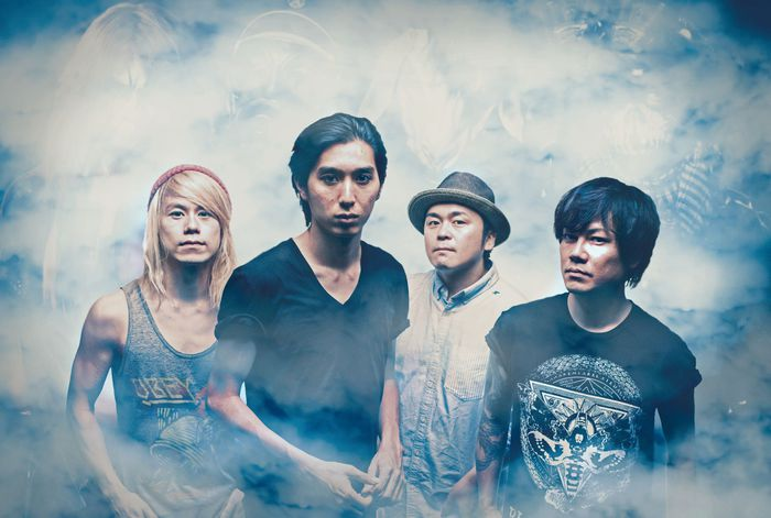 NEW BREED、10/15にリリースするニューEP『The DIVIDE』のジャケット&新アー写公開!レコ発イベントを11月より東名阪で開催することも決定!
