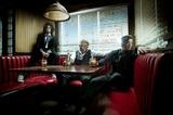 Nikki Sixx(MOTLEY CRUE)、DJ Ashba(GUNS N'ROSES)、James Michaelによる3ピース・バンド、SIXX:A.M.が3rdアルバム『Modern Vintage』より「Drive」の音源公開!