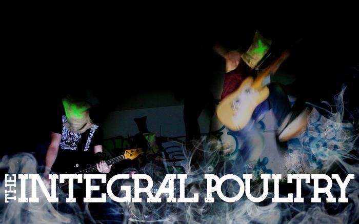 """話題の""""紙袋バンド""""THE INTEGRAL POULTRY、10/8に2ndアルバム『SACK OF THE DEAD』リリース決定!新曲「MAD A MURDER-(wait!wait!ver)」のMVも公開!"""