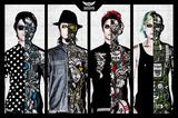 GEEKS、11/5にニュー・アルバム『ALKALOID』リリース決定!新ヴィジュアル&先行MV「ROAD ROLLER」公開!