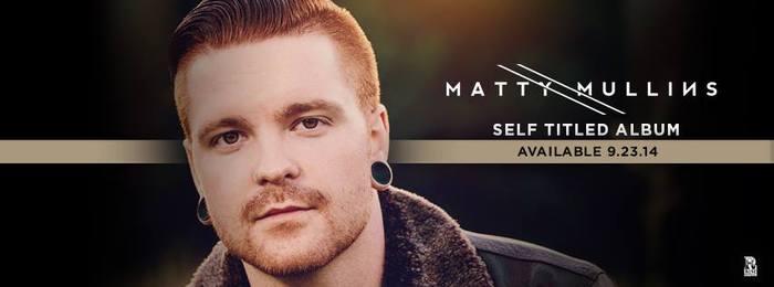 Matty Mullins(MEMPHIS MAY FIRE)、9/23リリースのセルフ・タイトル・アルバムより「Back To Square One」のティーザー音源公開!
