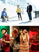 FOUR GET ME A NOTS、結成10周年ツアー・ファイナル公演のゲスト・バンドとしてSHAKALABBITSの出演が決定!