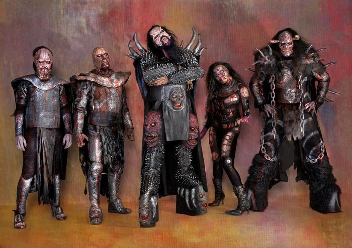 フィンランド発モンスター・ヘヴィ・メタル LORDI、11/26に約1年ぶりのニュー・アルバム『Scare Force One』リリース決定!