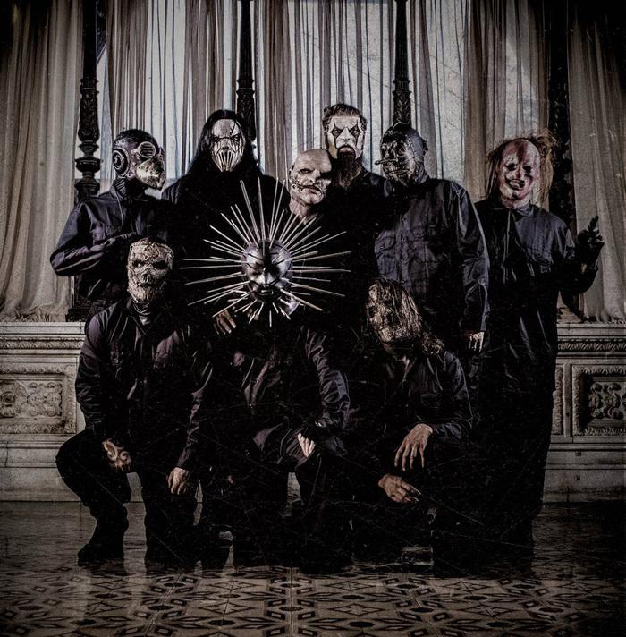 SLIPKNOT、最新アルバム『.5: The Gray Chapter』がオリコン・ウィークリー・ランキング総合1位を獲得!今年初となる洋楽アーティストによる首位!